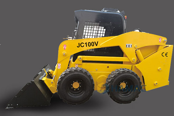 V series Wheeled Skid Steer Loader