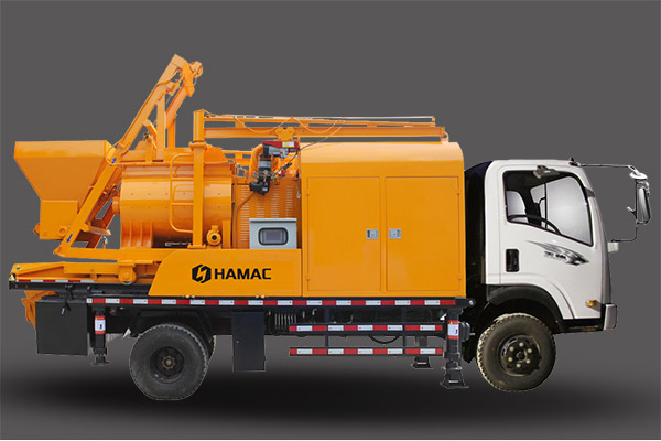 MHBT25-L1 Concrete Mixer Pump