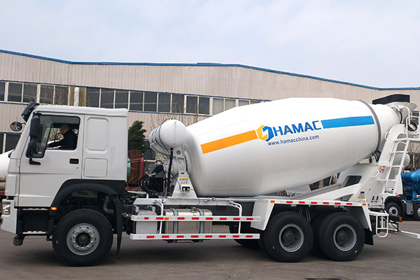 Two units Concrete Mixer Trucks in Australia